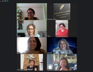 Yaratıcı Yazarlık - 16 Mayıs 2020 - Farkındalık Yazarlığı Yazı ve Yazarlık Atölyesi