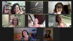Yaratıcı Yazarlık - 23 Haziran 2020 - Farkındalık Yazarlığı Yazı ve Yazarlık Atölyesi