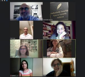 Yazarlık - 9 Haziran 2020 - Farkındalık Yazarlığı Yazı ve Yazarlık Atölyesi
